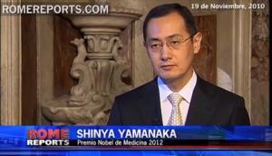 Shinya Yamanaka – Premio nobel de medicina 2012