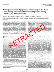 biomedical scientific frauds