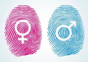 The transsexuality gene doesn't éxist. Consequently, transsexual person will always be expressed in a body that is necessarily male or female.