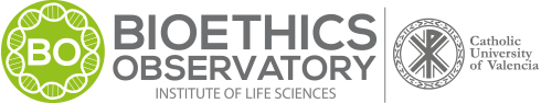 Bioethics Obervatory – Institute of Life Sciences – UCV Logo