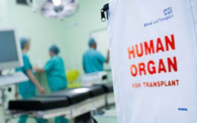 Donor organ shortage.Health policy based in trust should aim to provide organs for the increasing patients who are awaiting transplant.