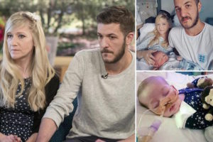 The parents of Charlie are fighting a battle with Courts judgment to disconnect respirator from him and give Charlie Gard experimental treatment