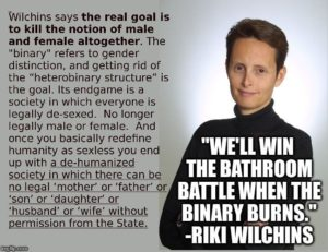gender reassignment reversal