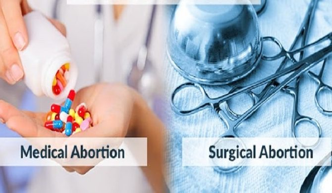 Nasciturus elimination Abortion hidden face Focus on surgical abortions and give the idea that it is the main means of abortion is a wrong thinking. Where and when is the nasciturus most threatened?