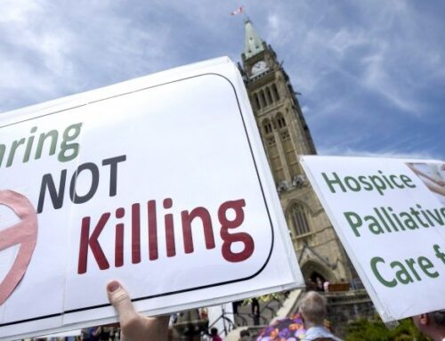 Poor health and palliative care in dying in Canada could be the main reason to choose euthanasia