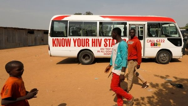 he UN HIV target achieved by African and Asian countries could be a signal that developed countries would have more to learn than teach