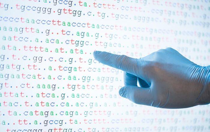 genome sequencing indiscriminate