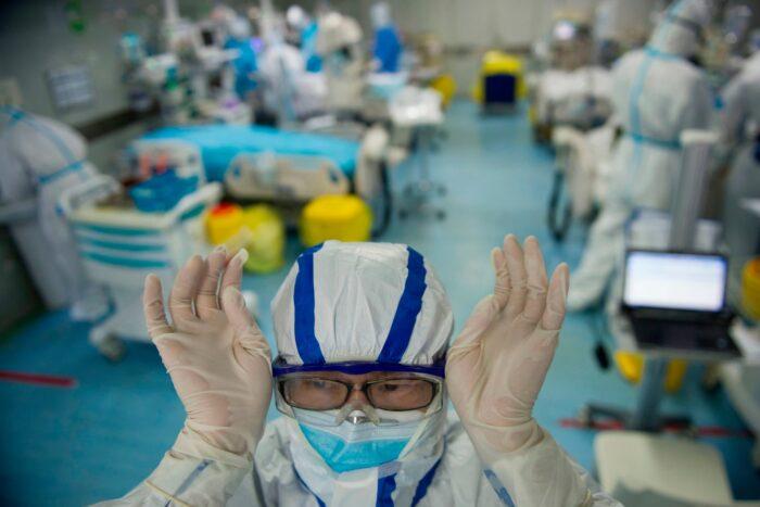 transplant organs during pandemic