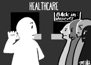 health care disparities