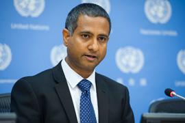UN accusation of gender discrimination