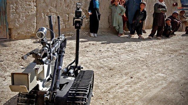 autonomous weapons ethical approach