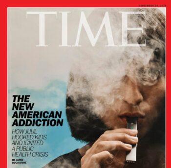 vaping addiction update