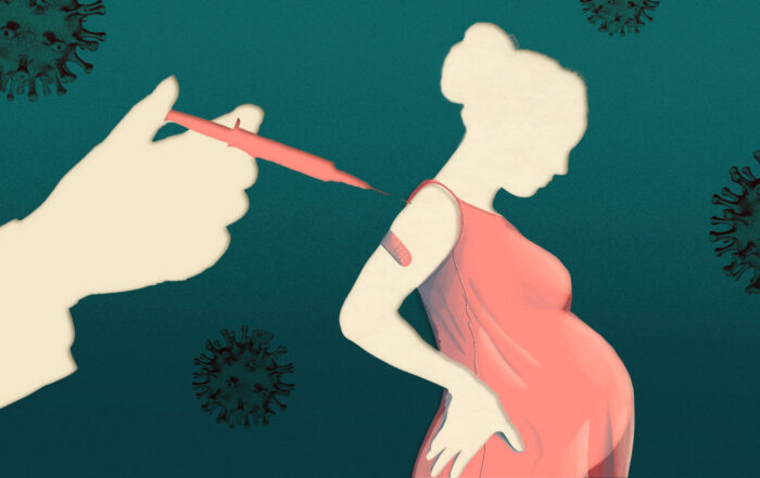 vaccinating pregnant women