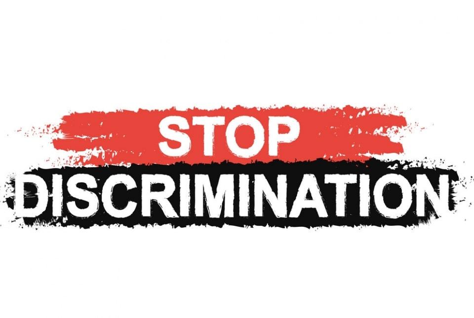 DS discrimination banned