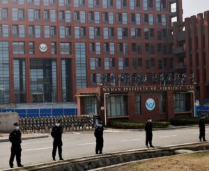 SARS-CoV-2 Wuhan lab leak