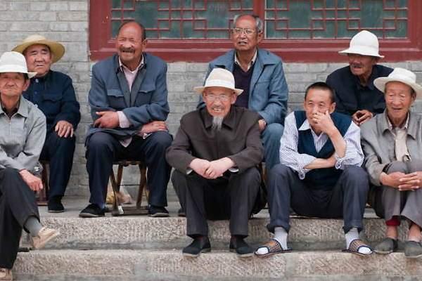 demographic crisis in China
