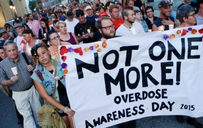 substance abuse epidemic uncontrolled