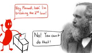 Maxwell's Demon legacy